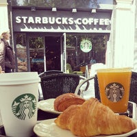 Photo taken at Starbucks by Zaid -. on 5/30/2013