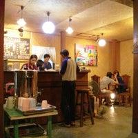 Photo taken at บ้านนม Baan Nom by ChaiSiRi K. on 8/31/2014