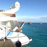 Photo taken at Huvafenfushi Staff Ferry by Ahmed J. on 5/17/2013