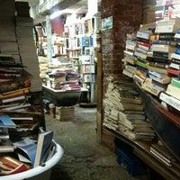 Photo taken at Libreria Acqua Alta by Kyvin S. on 12/23/2012