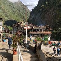 Foto tirada no(a) Aguas Calientes | Machu Picchu Pueblo por katerina em 3/26/2018
