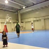 Photo taken at Serendra Basketball Court by Sharif B. on 12/3/2012