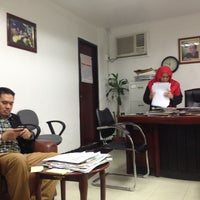 Photo taken at Director Lamping's Office (Law Enforcement Office LTO) by Sharif B. on 7/23/2013
