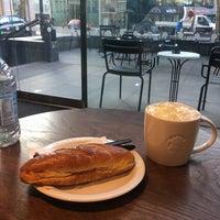 Photo taken at Starbucks by Burçak Ç. on 1/25/2017