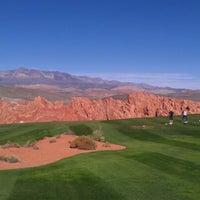 Photo taken at Sky Mountain Golf Course by Karen B. on 11/3/2012