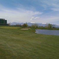 Photo taken at Old Mill Golf Course by Karen B. on 5/4/2013