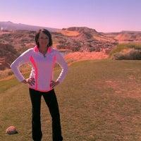 Photo taken at Falcon Ridge Golf Course by Karen B. on 1/21/2013