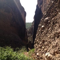 Photo taken at Box Canyon by Jenn A. on 7/7/2013
