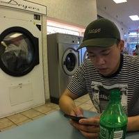 Photo taken at Playdium Laundry by Raiza P. on 7/31/2016