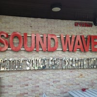 Photo taken at Soundwave Sound Studio by MaeKwankao on 5/31/2013