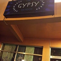 Photo taken at Gypsy Tea Room by Jhaz D. on 5/26/2013