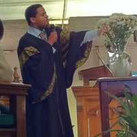 Photo taken at Bethel AME Church by Henry on 10/27/2013