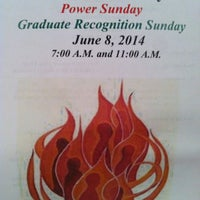 Photo taken at Bethel AME Church by Henry on 6/8/2014