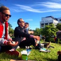 Photo taken at Uspenskin Kallio by Sebastian N. on 6/13/2015
