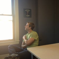 Photo taken at Creative Density Coworking by Julie S. on 11/5/2013