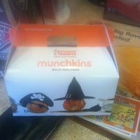Photo taken at Dunkin Donuts by Angel on 10/16/2012