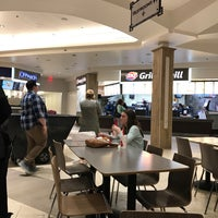 Photo taken at Perimeter Mall Food Court by Tye W. on 1/14/2017