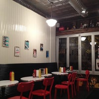 Photo taken at Blue Collar by Ali P. on 10/18/2012