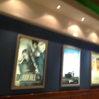 Photo taken at Cinescape by Mohamed Q. on 4/11/2013
