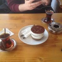 Photo taken at Kuzine Simit by Nazlı E. on 3/17/2015