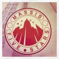 Photo taken at Massis Five Stars by Ana luiza C. on 2/18/2013