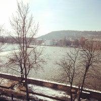 Photo taken at Hotel Meridianus by veronica b. on 3/15/2013