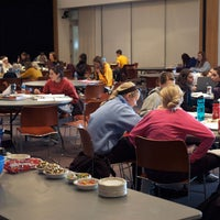 Photo taken at Levitt Center for University Advancement by University of Iowa Alumni Association on 12/10/2012
