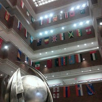 Photo taken at Boston University Questrom School of Business by Ginnette P. on 3/15/2013
