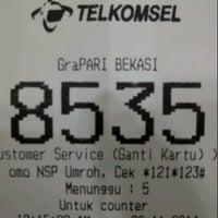 Photo taken at GraPARI Telkomsel by angga p. on 11/29/2014