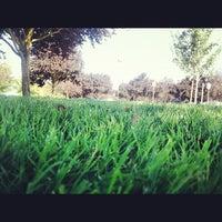 Photo taken at Centennial Park by Richard K. on 9/15/2012