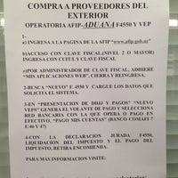 Foto scattata a Correo Argentino da Martin A. il 5/15/2014