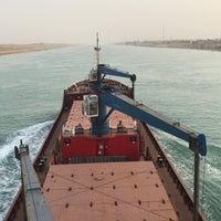 Photo taken at Suez Canal by Murat B. on 3/6/2018