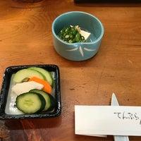 Photo taken at 錦天 by うつむき 猫. on 8/19/2018
