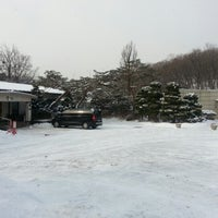 Photo taken at 솔가 by Jinseok O. on 1/1/2013
