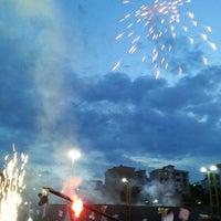 Photo taken at Doğa Koleji by Hasan A. on 6/12/2013