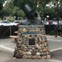 Photo taken at Solvang Park by Leonid C. on 8/1/2017