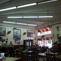 Photo taken at Café La Habana by Pam B. on 1/3/2013