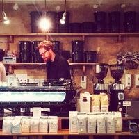 Photo taken at Bonanza Coffee by Bjoern W. S. on 11/29/2012