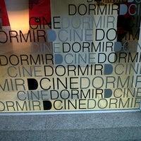 Foto tomada en DormirDcine por Christian C. el 9/19/2012