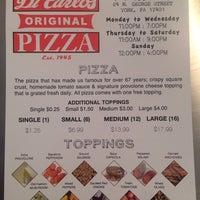 Photo taken at Di Carlo's Original Pizza by Meagan F. on 2/18/2014