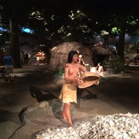Photo taken at Mashantucket Pequot Museum and Research Center by Bill H. on 9/1/2014