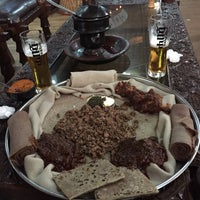 Photo taken at Yod Abyssinia Cultural Restaurant by Eric 黄先魁 H. on 7/16/2016