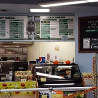 Photo taken at Cafe Delish @ Fry's Electronics by Bruce W. on 10/15/2017