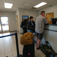 Photo taken at Advantage Rent A Car by Bruce W. on 4/28/2018