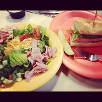 Photo taken at McAlister's Deli by Robb V. on 11/8/2012