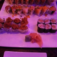 8/31/2014 tarihinde Christine M.ziyaretçi tarafından Sushiko Japanese Restaurant'de çekilen fotoğraf