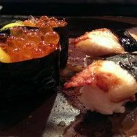 Photo taken at Fuki Sushi by James E. on 5/22/2013
