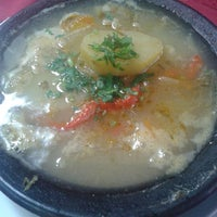 Photo taken at Restaurant Las Conchitas by Paula F. on 9/21/2014