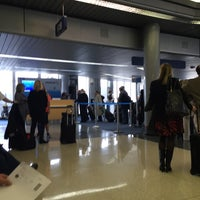 Photo taken at Gate K18 by A E. on 3/15/2016