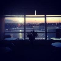 Photo taken at Air France Lounge by Frederic B. on 6/15/2013